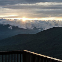 Sunrise In North Georgia Mountains 5 by Andrea Anderegg Photography