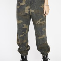 On The Hunt Camo Pants