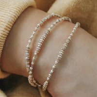 Destined To Be Bracelet - Taupe
