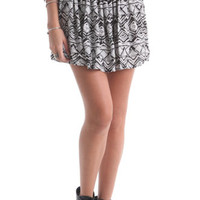 Nollie White Swing Skirt at PacSun.com