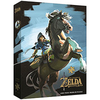 The Legend of Zelda Breath of the Wild 1000pc Puzzle - Exclusive
