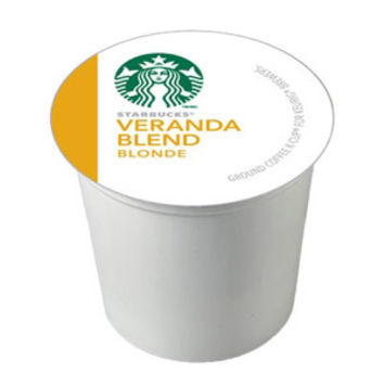 Starbucks Veranda Blend Blonde K-Cups - 96 Pack