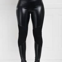Trinity Leggings - Black