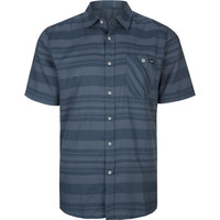 Volcom Moonage Mens Shirt Teal Blue  In Sizes
