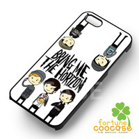 Bring me the Horizon members doodle -NDA for iPhone 6S case, iPhone 5s case, iPhone 6 case, iPhone 4S, Samsung S6 Edge