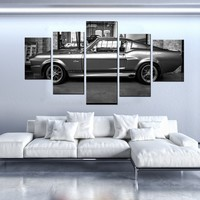 Ford Mustang GT500 Eleanor Canvas Set