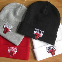 Knit Hip-hop Pullover Hats [47756050444]