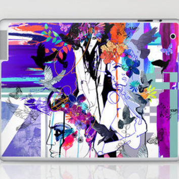 Fever Laptop & iPad Skin | Print Shop