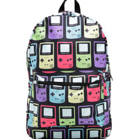 Nintendo Game Boy Color Print Backpack