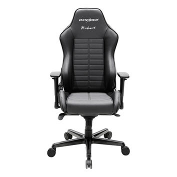 DXRACER DJ133N-Robert ergonomic gaming chair adjustable system executive-Black