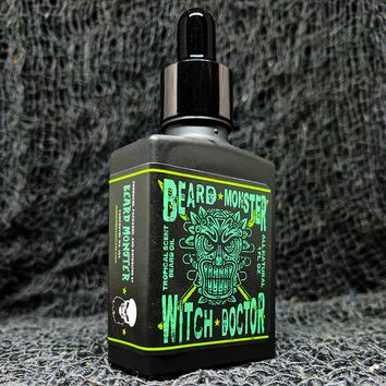 Witch Doctor Beard Oil