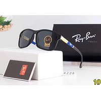 RayBan Ray-Ban Fashion Casual Summer Sun Shades Eyeglasses Glasses Sunglasses 1#