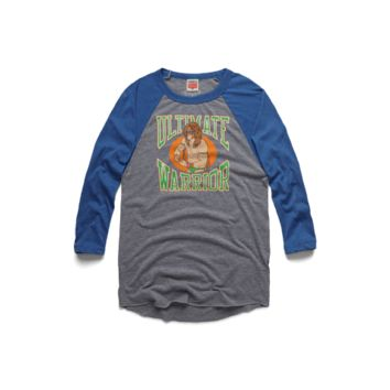 The Ultimate Warrior Raglan