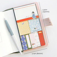 Iconic Sticky Notebook v2