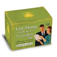 Get Along With Your Co-Workers Tea - Whimsical & Unique Gift Ideas for the Coolest Gift Givers