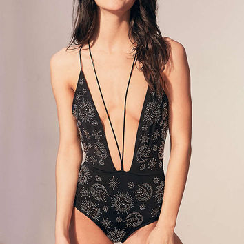 Beach Riot Eclipse One-Piece Swimsuit - Urban Outfitters