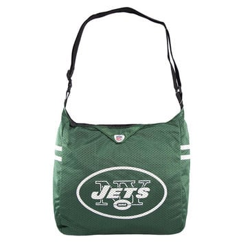 New York Jets NFL Team Jersey Tote