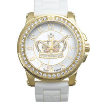 Juicy Couture 'Pedigree' Jelly Strap Watch | Nordstrom