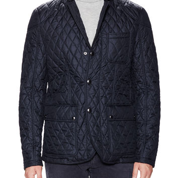 Belstaff Men's Paterson Lightweight Technical Quilted Jacket -