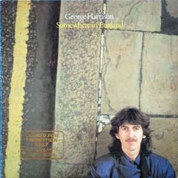 Somewhere in England - George Harrison, LP (Pre-Owned)