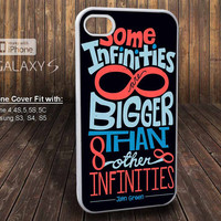 The Fault in Our Stars Quote for HTC Nexus Sony Xperia iPhone iPod Samsung