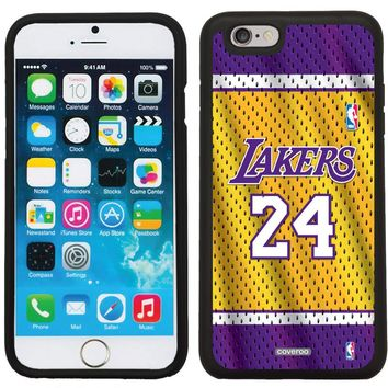 Kobe Bryant - Home Jersey Front Customizable Personalized Case