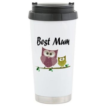 BEST MUM TRAVEL MUG
