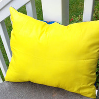kids throw pillow 19x15.5