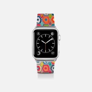 squid hex apple watch band Apple Watch Band (38mm)  by Sharon Turner | Casetify