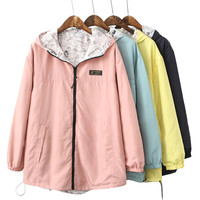 NEW 2016 Spring Fashion women Bomber women Jacket
