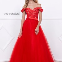 Formal Dress Prom Two Piece Plus Size Homecoming 2018 Sale