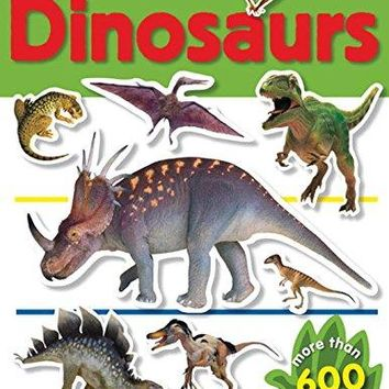Dinosaurs Sticker Encyclopedia