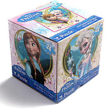 Frozen 1 Puzzle Pack
