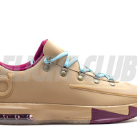 "kd 6 ext gum qs ""gum"" - gm lght brwn/gm lght brwn-rspb 