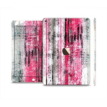 The Vintage Worn Pink Paint Skin Set for the Apple iPad Air 2