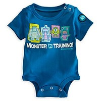 Monsters, Inc. Disney Cuddly Bodysuit for Baby | Disney Store