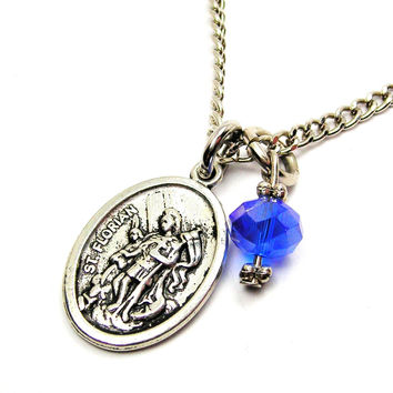 Saint Florian Necklace