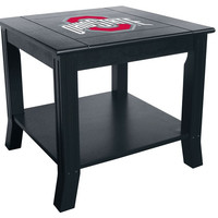 Ohio State University Side Table
