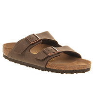 Birkenstock Arizona Two Strap Mocca - Sandals