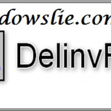 DelinvFile 5.01 Crack with License Key Full Download