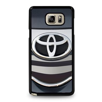 TOYOTA 2 Samsung Galaxy Note 5 Case Cover