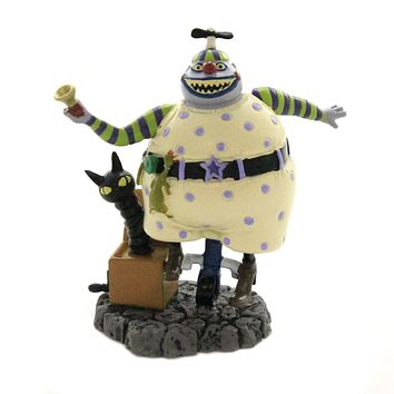 Department 56 Accessory CLOWN WITH THE TEAR AWAY FACE Nightmare Before Christmas 6003315