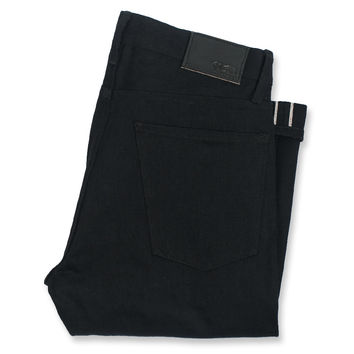 The Democratic Jean in Yoshiwa Mills Black Selvage