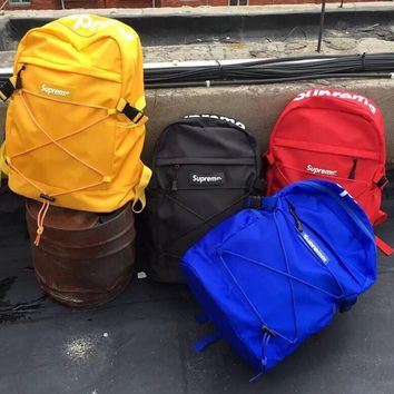 ABAUGUAU Supreme Backpacks