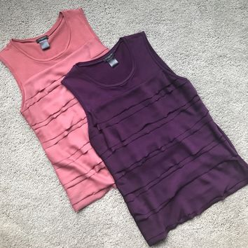 Set of 2 Ann Taylor Tops
