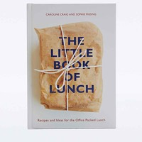 The Little Book of Lunch - Urban Outfitters