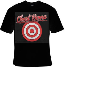 chest bump target t shirt great cute funny cool gift tshirts