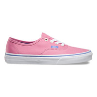 Iridescent Eyelets Authentic | Shop Womens Shoes at Vans