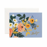Robin Greeting Card by RIFLE PAPER Co. | Made in USA