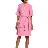 Carole Hochman Women`s Baby Terry Short Robe $39.00